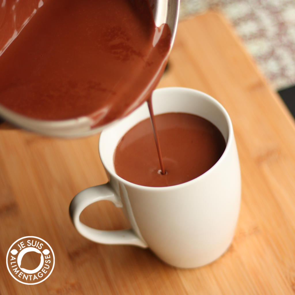 Cioccolata Calda (Italian Hot Chocolate)