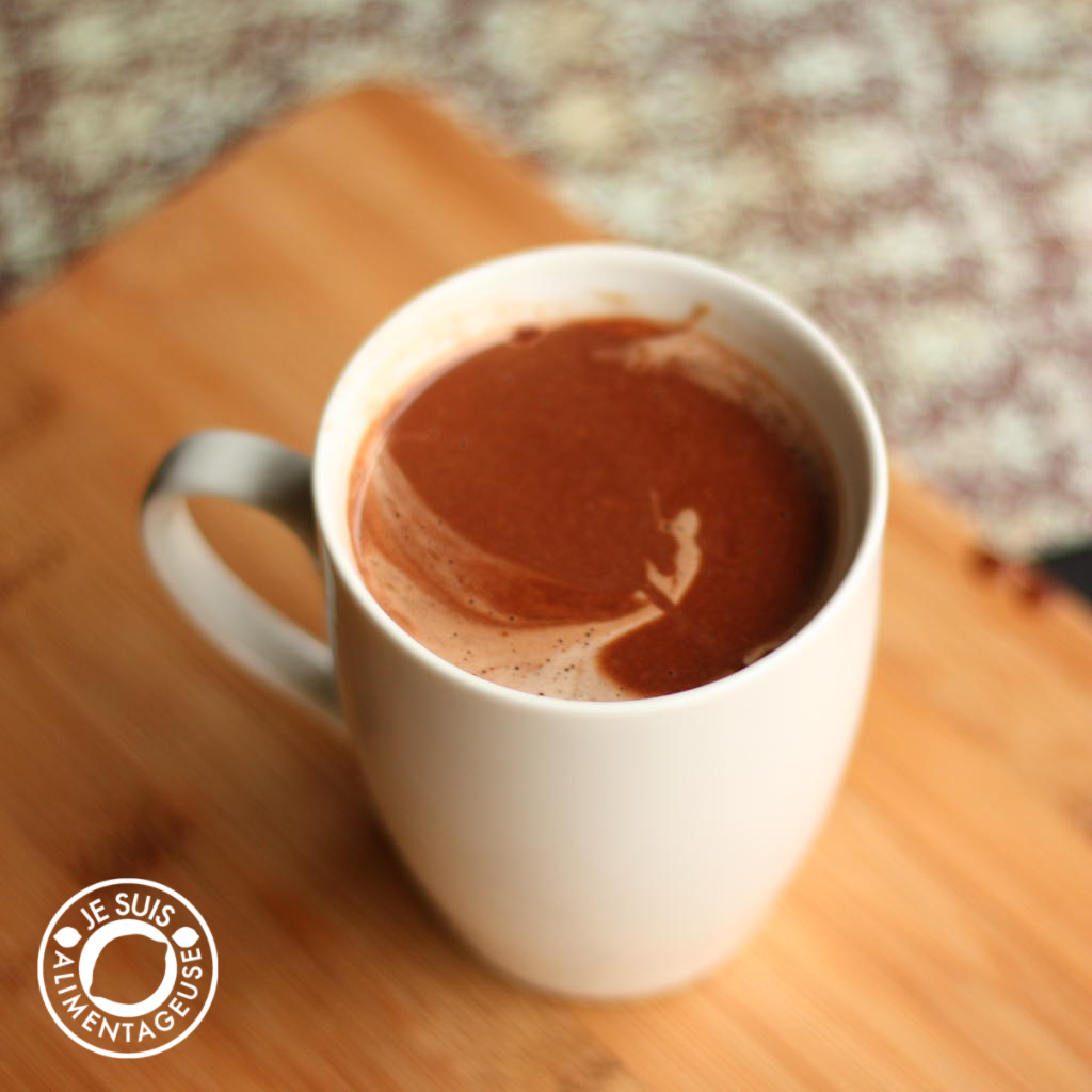 how to say hot chocolate in italian