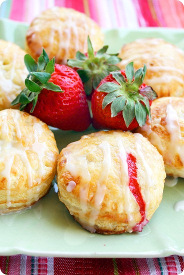 Comfort-of-cooking-Fruit Puff Pastry Doughnuts