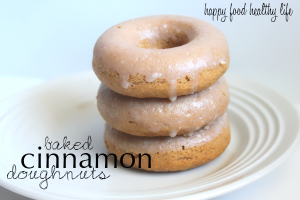 Happy-food-healthy-life-Baked-Cinnamon-Doughnuts-5