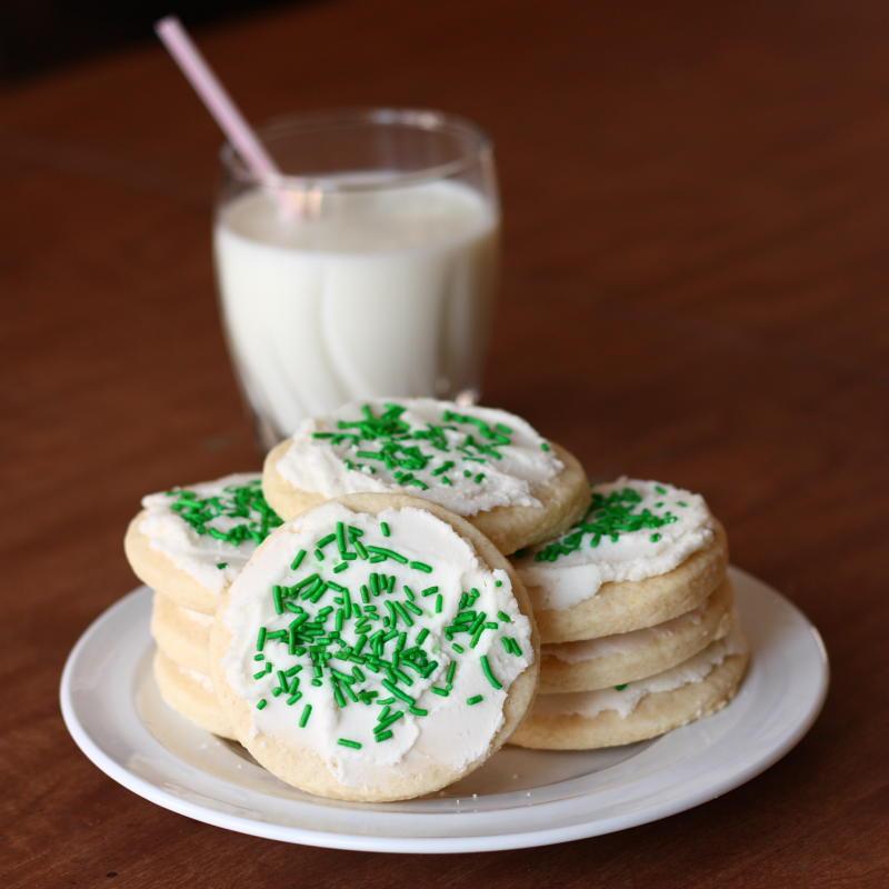 Soft Sugar Cookies – Gluten-Free!