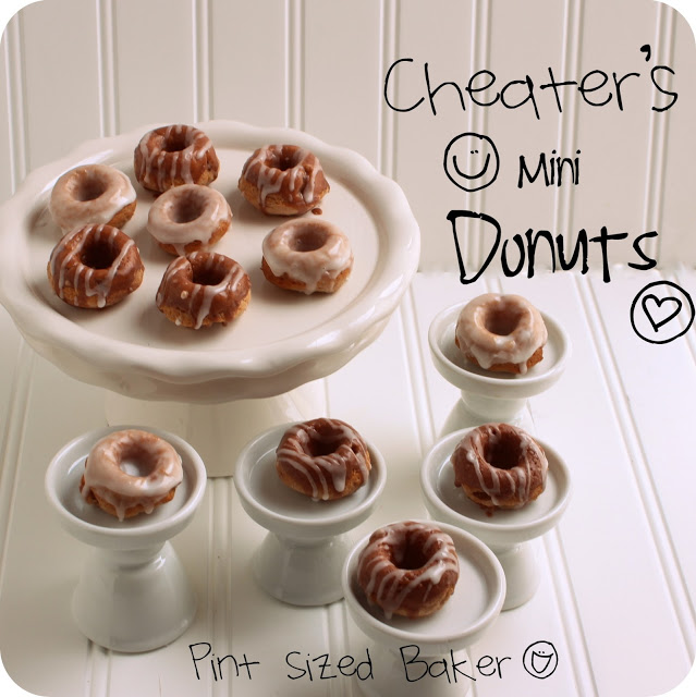 Pint-Sized-Baker-Cheaters-Mini-Donuts