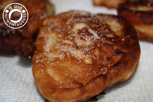 Banana Fritters from alimentageuse.com