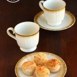 Coconut Brûlée Cupcakes
