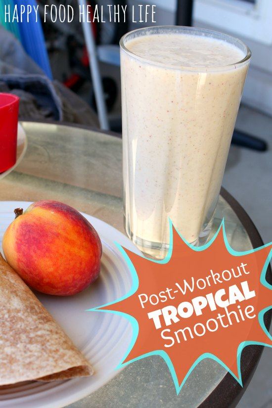 PostWorkoutTropicalSmoothie-Happy-Food-Holly