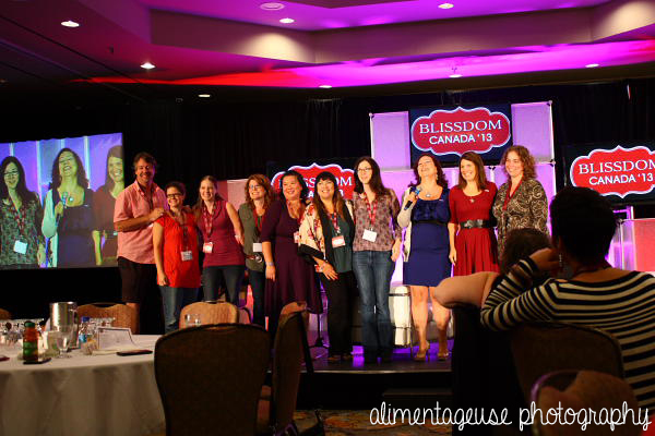 Finding My Voice at Blissdom Canada 2013