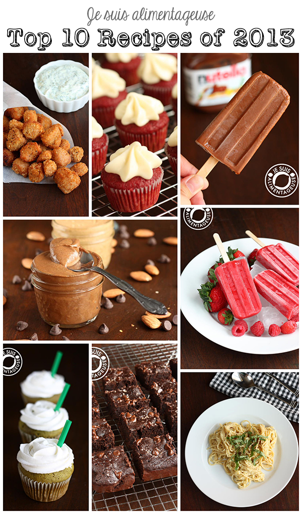 Top 10 Recipes of 2013 & Planner Review