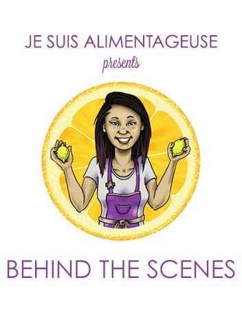 Behind the scenes of food blogging on Je suis alimentageuse
