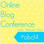 Online Blog Con - Lern, Network, Grow!