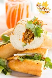 Vegan Banh Mi | The Viet Vegan | #vegan #vietnamese