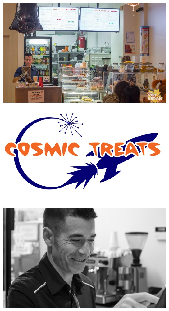 Cosmic Treats | Kensington Market, Toronto, Ontario