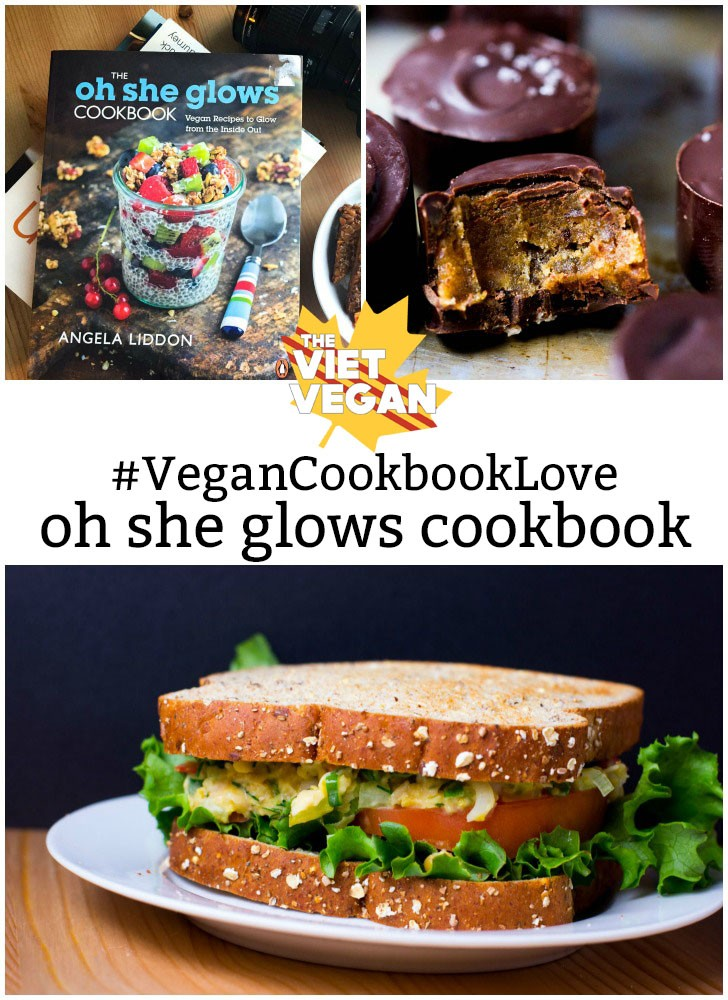 Vegan Cookbook Love for Veganuary: Oh She Glows Cookbook