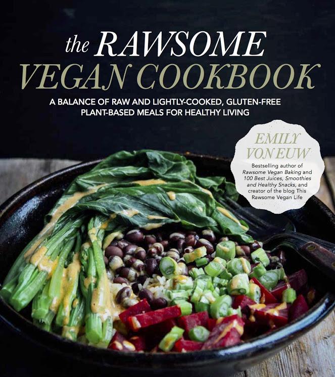 The Rawsome Vegan Cookbook