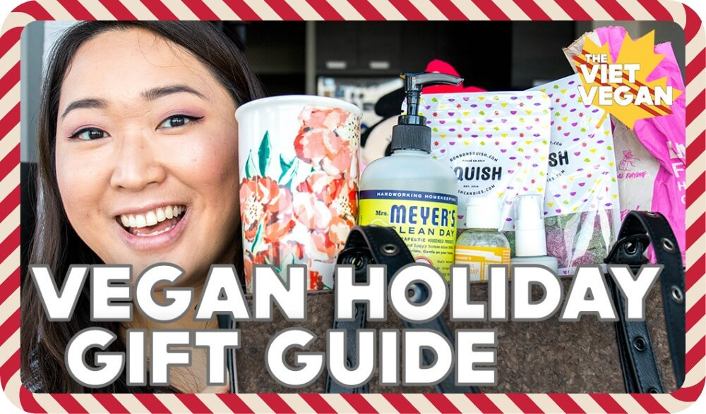 Vegan Holiday Gift Guide