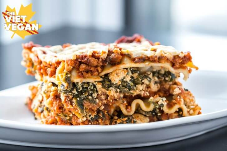 Vegan lasagna with spinach tofu ricotta the viet vegan despite the fact that i call myself the viet vegan there are many aspects to me that are very canadian having grown up here i experienced a bit of both forumfinder Choice Image