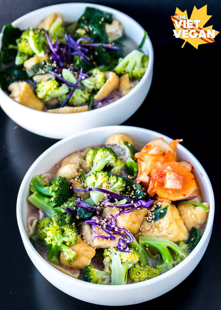 Gluten-Free Vegan Ramen   The Viet Vegan
