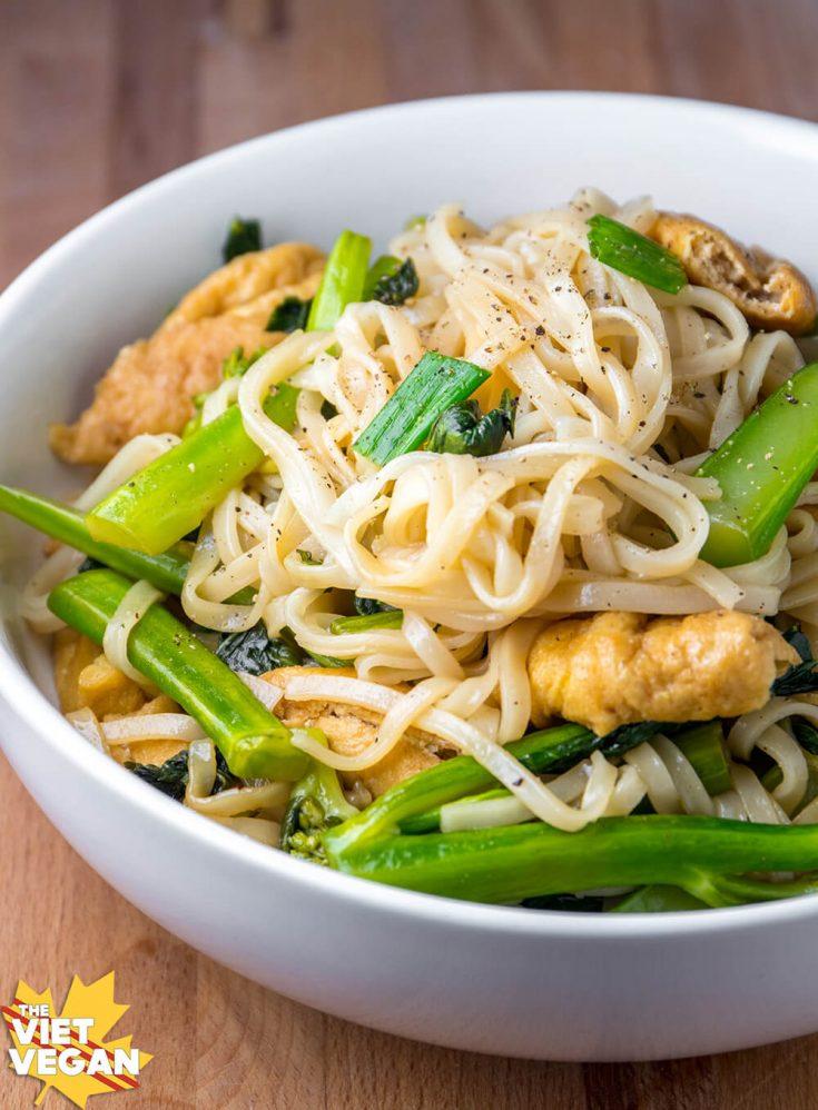 Vietnamese Style Stir Fry | The Viet Vegan