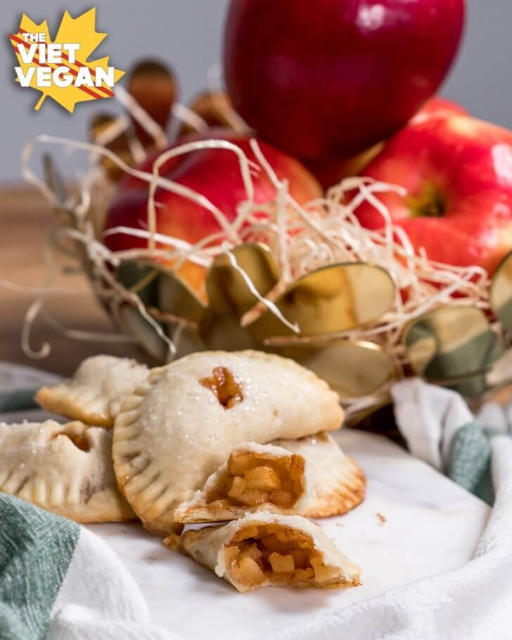 Vegan Apple Hand Pies with SweeTango Apples