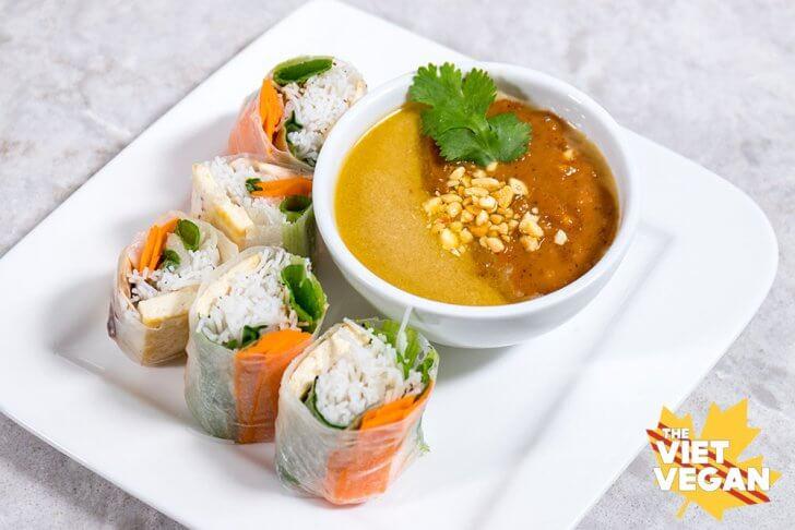 Curry Peanut Dip