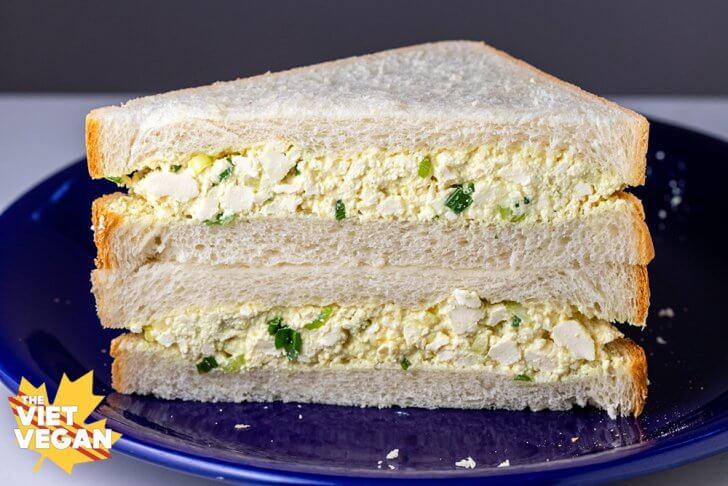 Vegan Egg Salad   The Viet Vegan