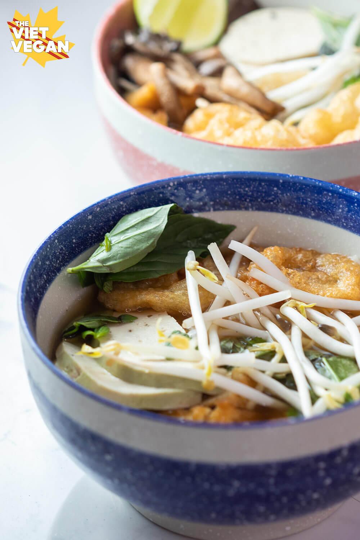 Instant Pot Vegan Pho | The Viet Vegan