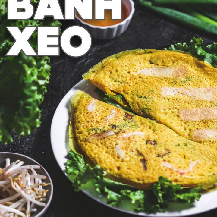 Vegan Bánh Xèo The Viet Vegan
