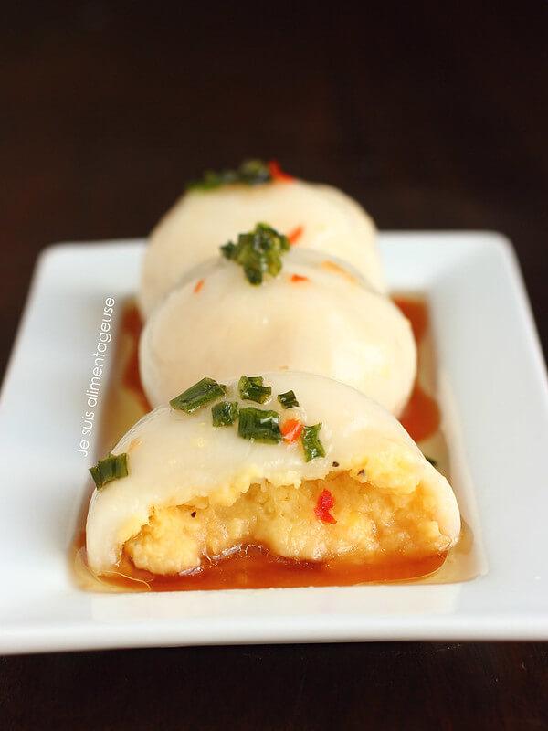 Banh it Tran - Sticky Rice Dumpling