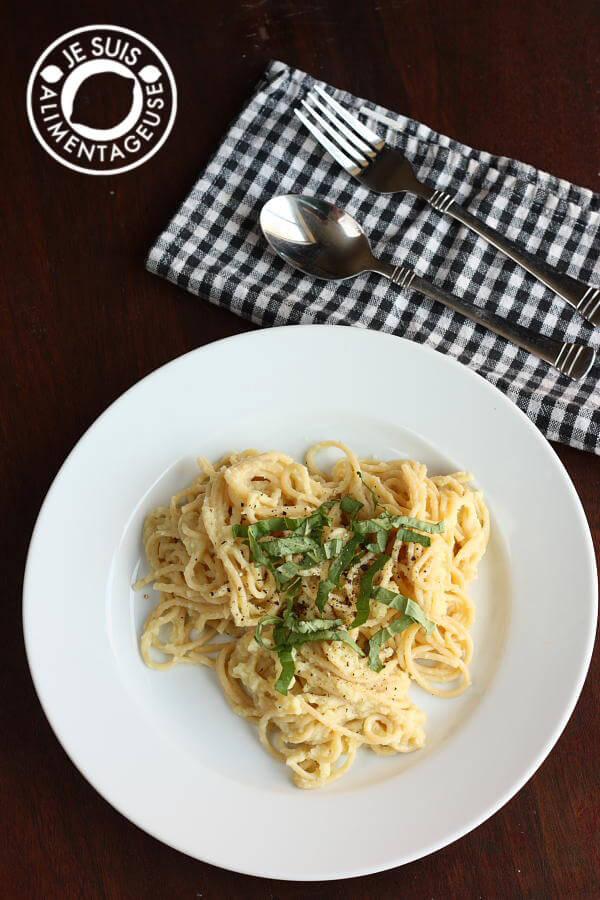 Cauliflower Pasta Sauce